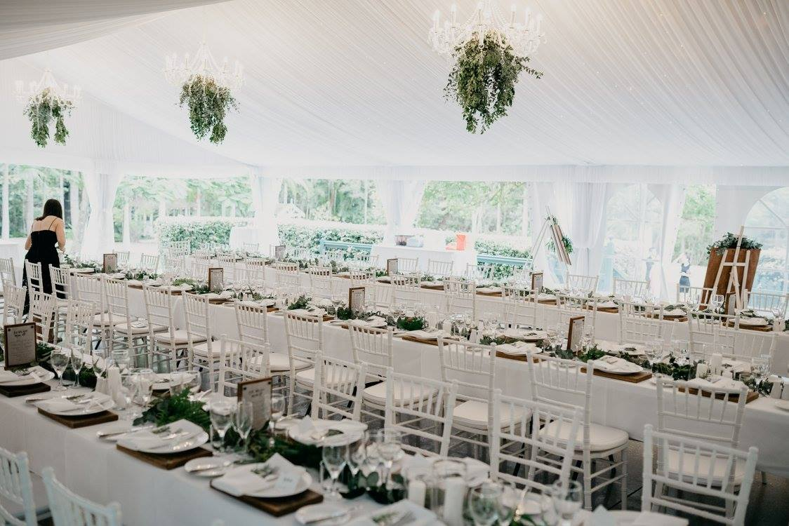 Coolibah Downs Gold Coast Hinterland Reception Venue Marquee
