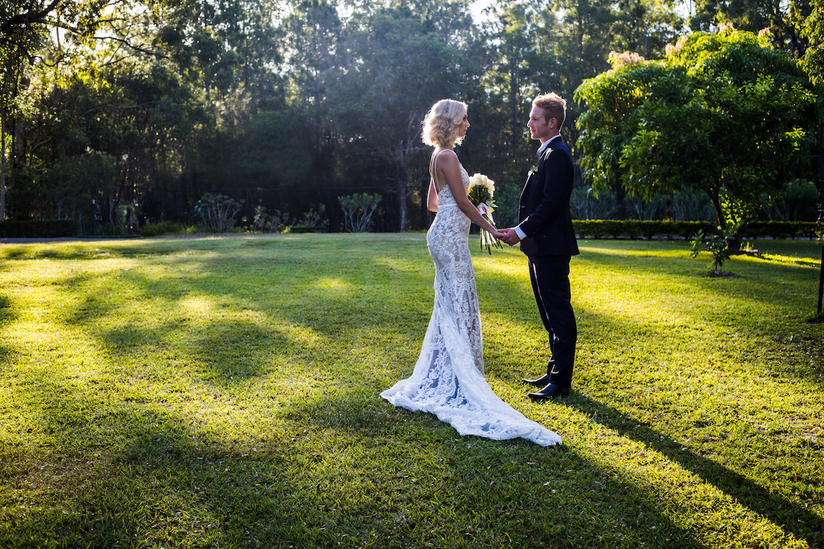 Spring Weddings on the Gold Coast Hinterland! Coolibah Downs, Gold Coast Wedding Venue