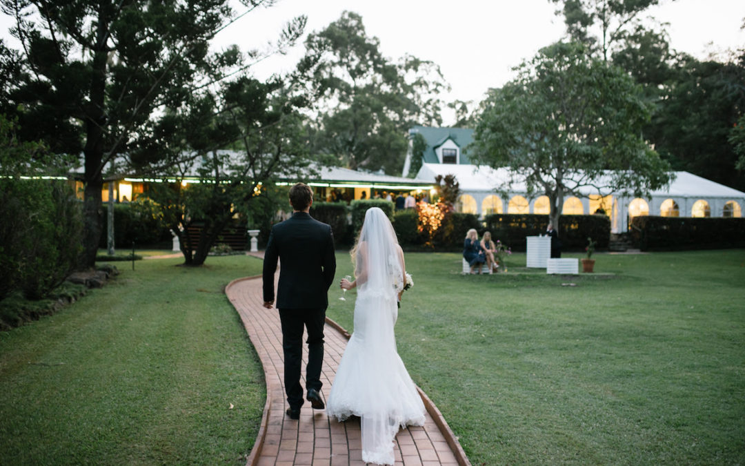 Real Wedding: Jade and Blake | Coolibah Downs Gold Coast Hinterland Wedding Venue