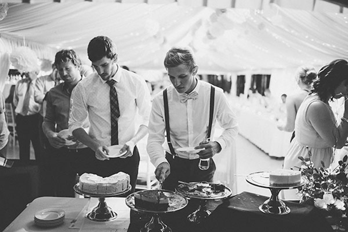 How to Choose the Right Wedding Menu Style! Coolibah Downs, Gold Coast Hinterland Wedding Venue