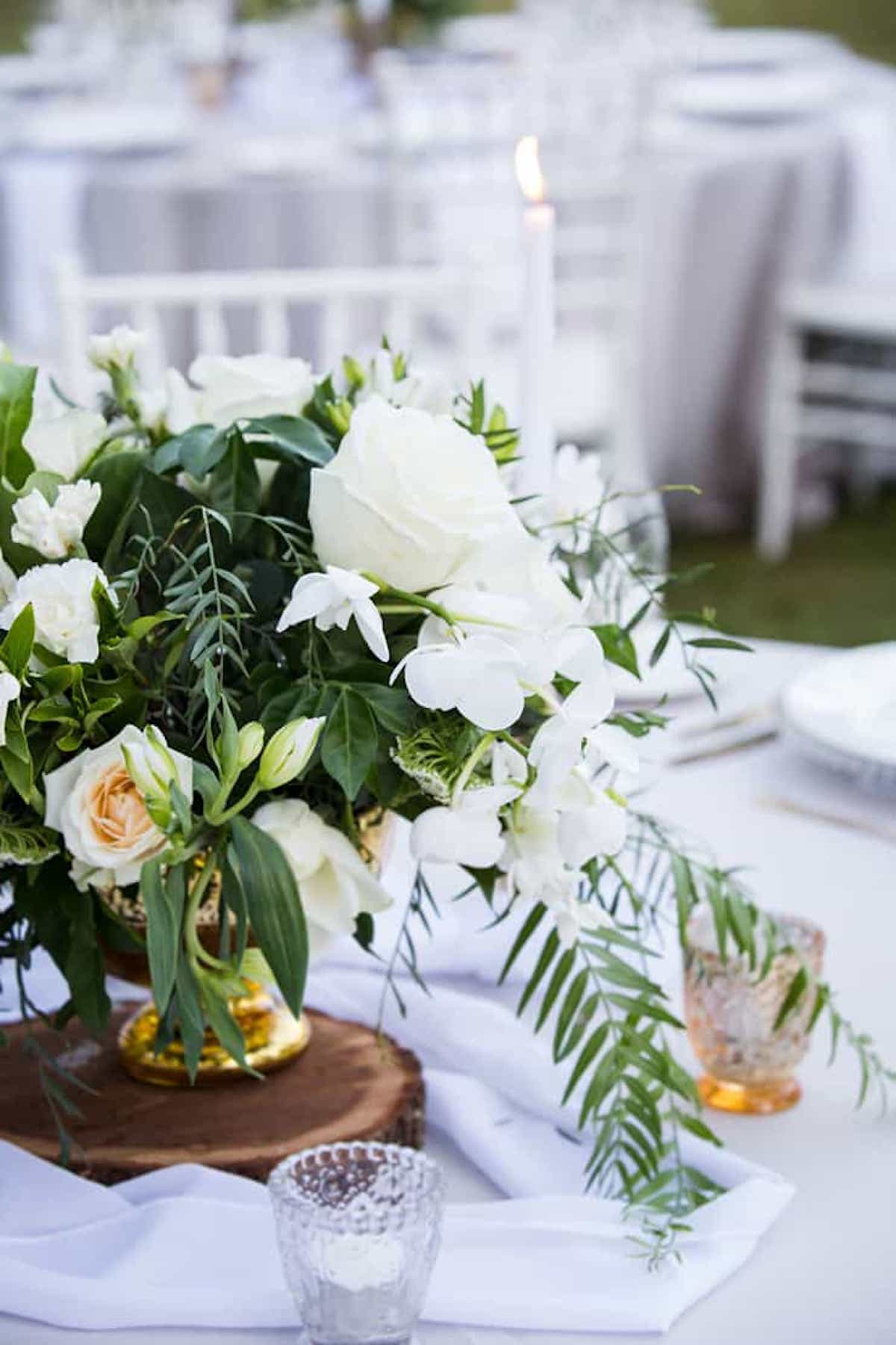 Wedding Table Styling Tips at Coolibah Downs, Gold Coast Wedding Venue, with Ivy and Bleu Events