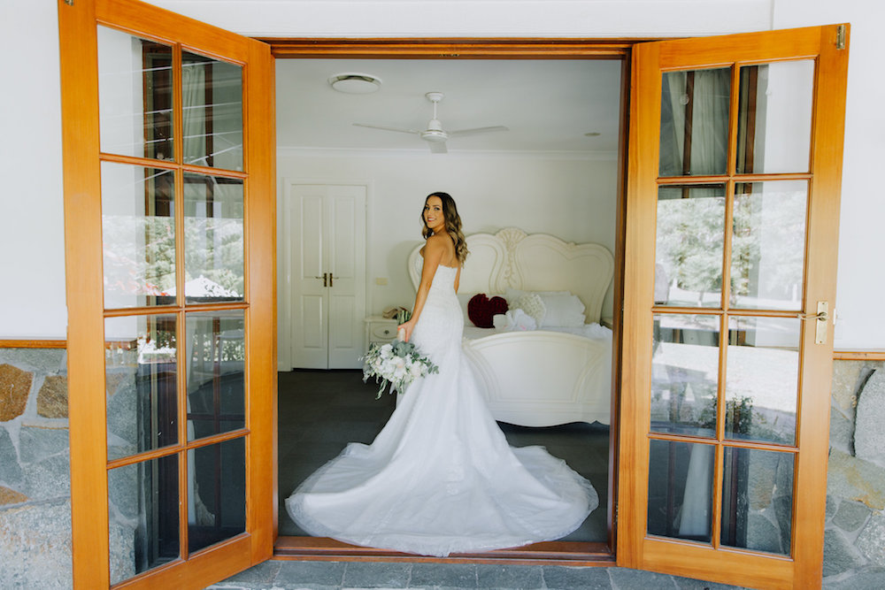 Gold Coast Bridal Accommodation: Coolibah Downs Private Estate