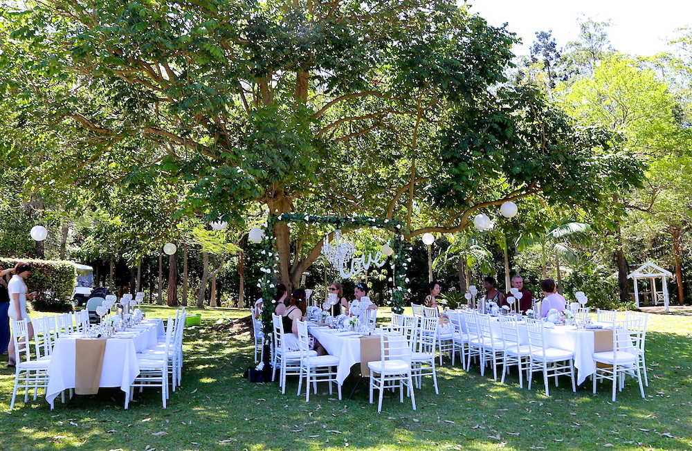 Gold Coast Christmas Party Function Venue: Coolibah Downs Private Estate