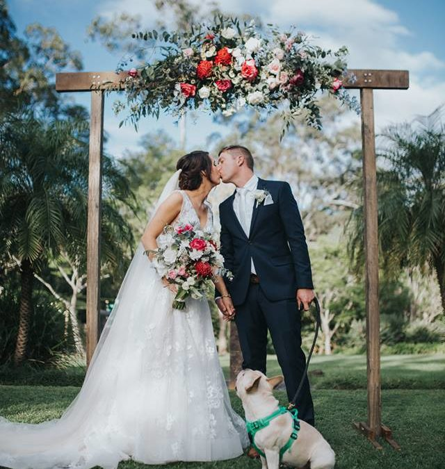 Thank you again Emma for all your help in making our day special. I have no hesitation in recommending Coolibah Downs to any potential couples as it is a superb destination.