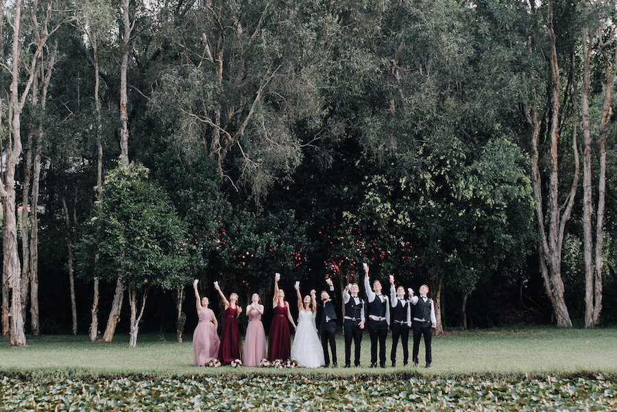 Real Wedding: Annalyse and Marais | Gold Coast Hinterland Wedding Venue