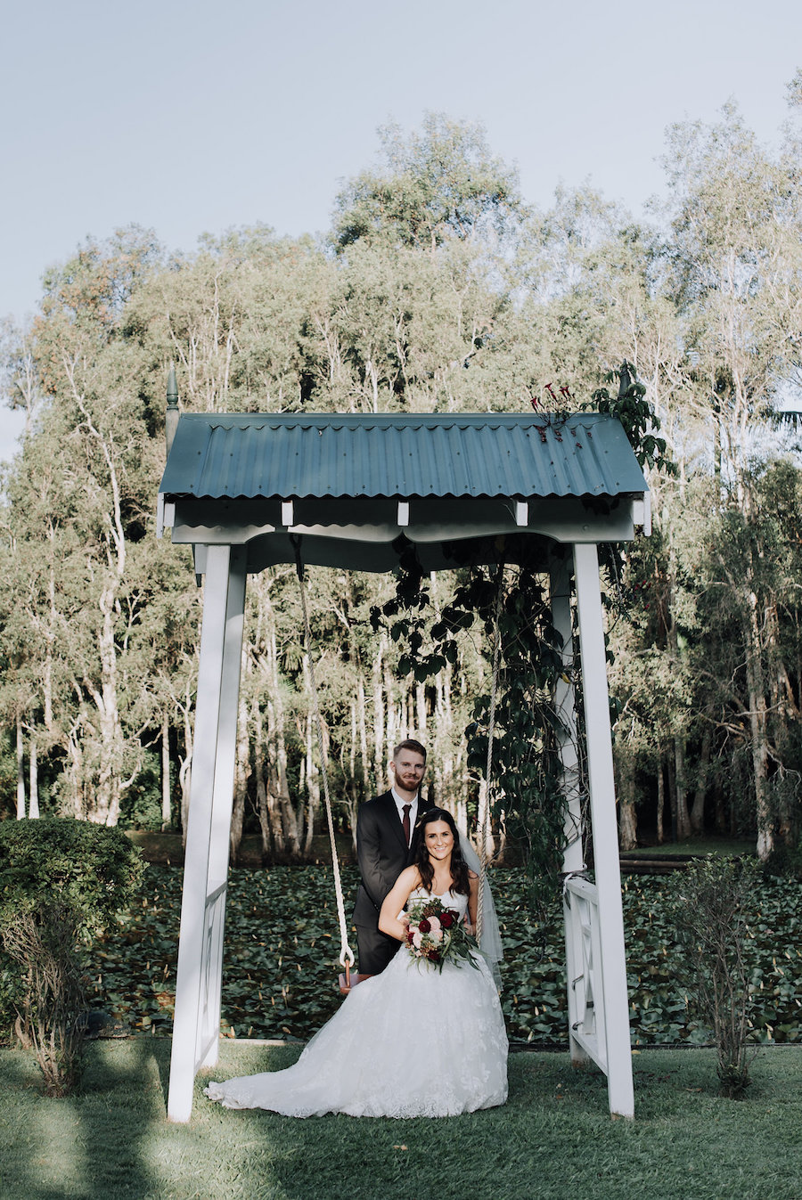 Real Wedding Gold Coast Hinterland Wedding Venue