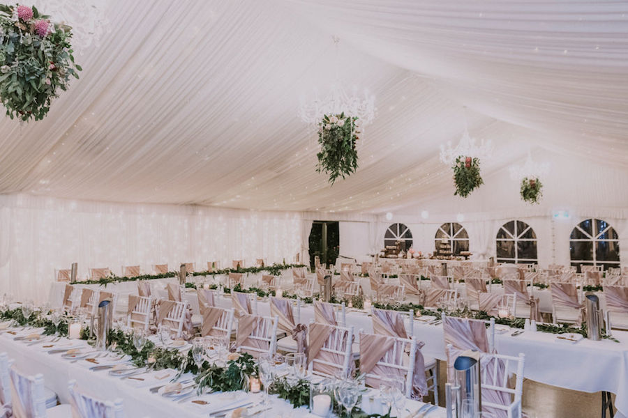 How to Style Your Wedding Marquee! Coolibah Downs, Gold Coast Hinterland Wedding Venue